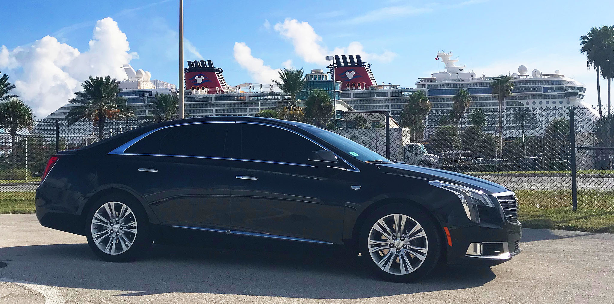 Luxury Sedan to Port Canaveral